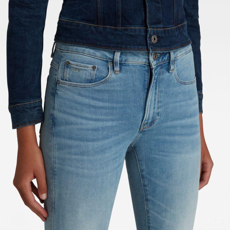 Γυναικείο παντελόνι G-Star 3301 High Skinny Jeans | Αυθεντικό 4