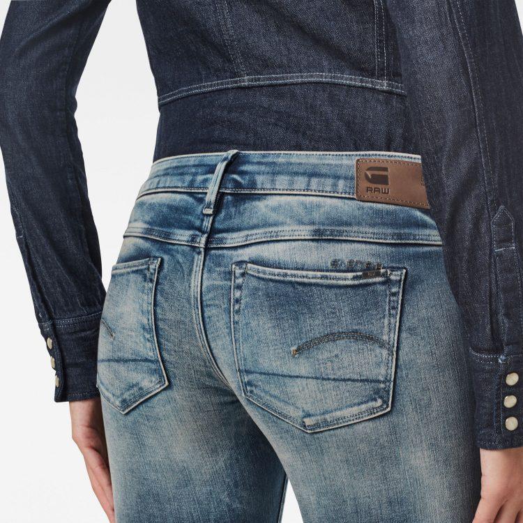 Γυναικείο παντελόνι G-Star 3301 Low Skinny Jeans   Αυθεντικό 2
