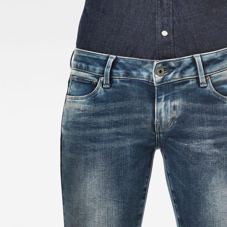 Γυναικείο παντελόνι G-Star 3301 Low Skinny Jeans   Αυθεντικό 3