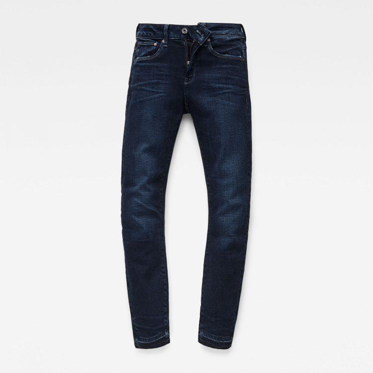 Γυναικείο παντελόνι G-Star 3301 Mid Skinny Ankle Jeans | Αυθεντικό 3