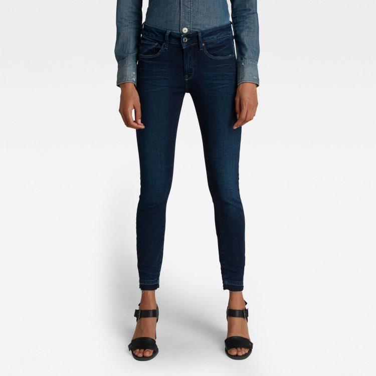 Ανδρικό παντελόνι G-Star 3301 Mid Skinny Ankle Jeans Αυθεντικό
