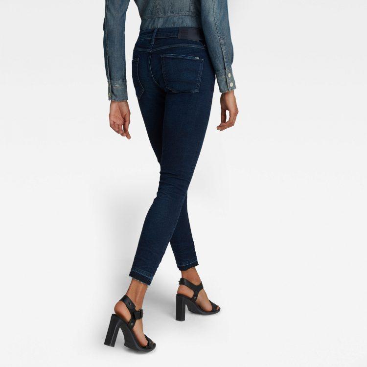 Γυναικείο παντελόνι G-Star 3301 Mid Skinny Ankle Jeans | Αυθεντικό 1