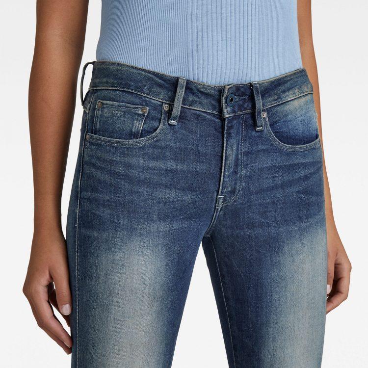 Γυναικείο παντελόνι G-Star 3301 Mid Skinny Ankle Jeans   Αυθεντικό 4