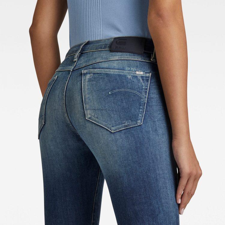 Γυναικείο παντελόνι G-Star 3301 Mid Skinny Ankle Jeans   Αυθεντικό 2