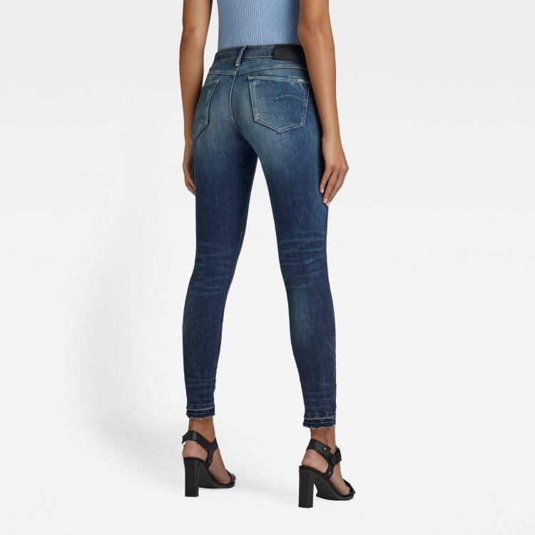 Γυναικείο παντελόνι G-Star 3301 Mid Skinny Ankle Jeans   Αυθεντικό 1