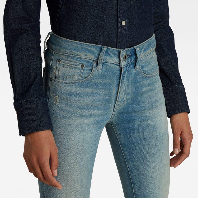 Γυναικείο παντελόνι G-Star 3301 Mid Skinny Jeans | Αυθεντικό 4