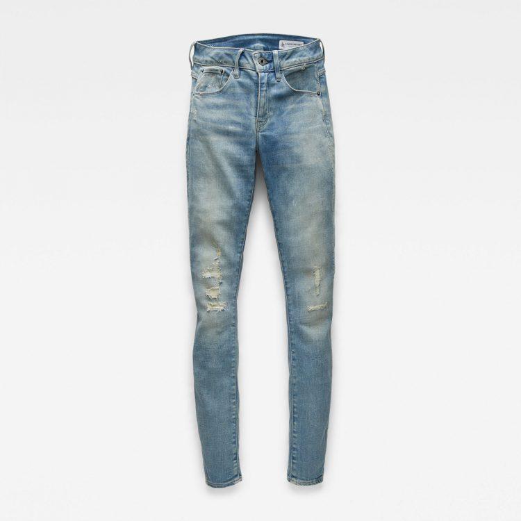 Γυναικείο παντελόνι G-Star 3301 Mid Skinny Jeans | Αυθεντικό 3