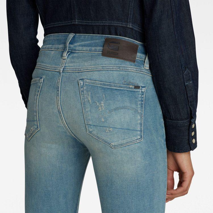 Γυναικείο παντελόνι G-Star 3301 Mid Skinny Jeans | Αυθεντικό 2