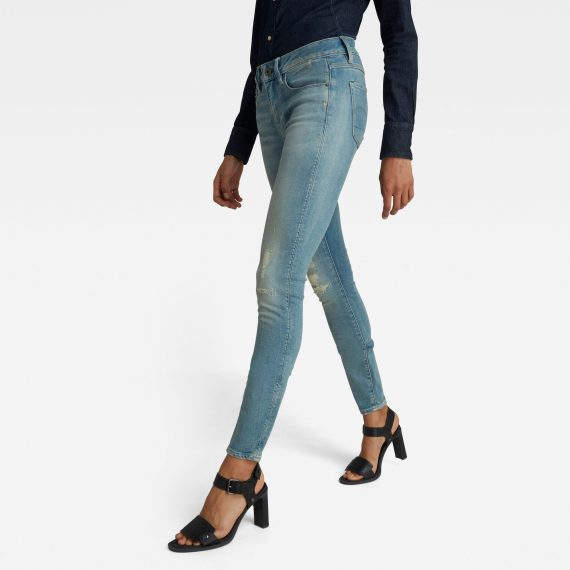 Ανδρικό παντελόνι G-Star 3301 Mid Skinny Jeans Αυθεντικό