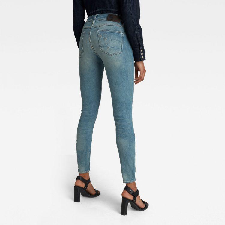 Γυναικείο παντελόνι G-Star 3301 Mid Skinny Jeans | Αυθεντικό 1