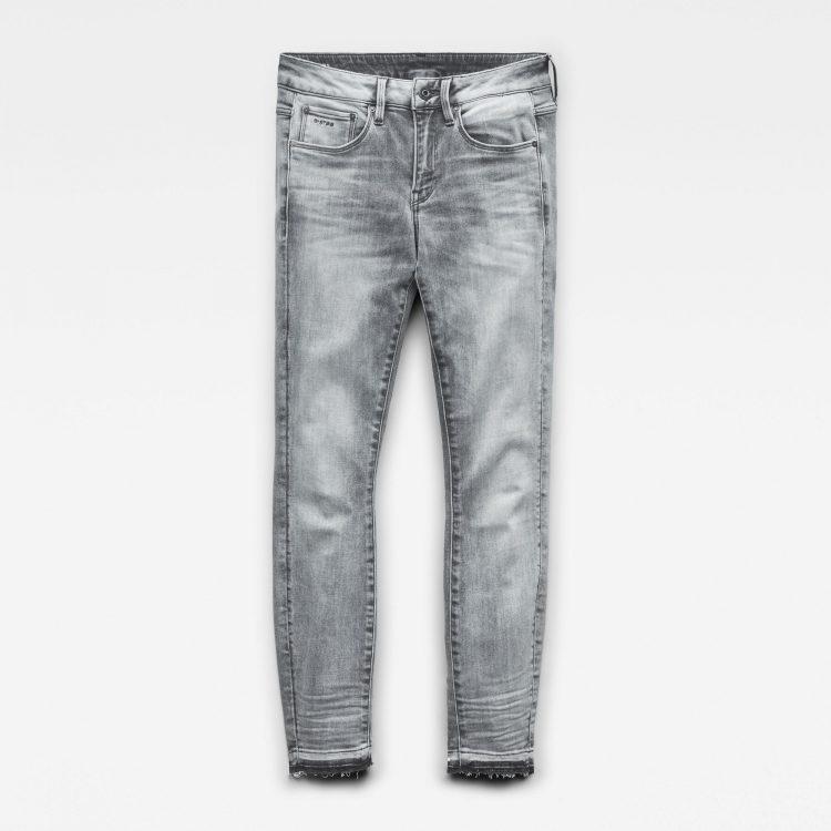 Γυναικείο παντελόνι G-Star 3301 Mid Skinny Ripped Edge Ankle Jeans | Αυθεντικό 3