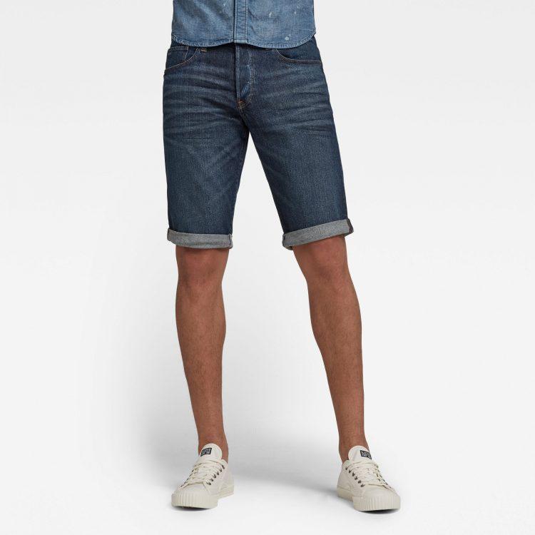 Ανδρικό παντελόνι G-Star 3301 Shorts Αυθεντικό
