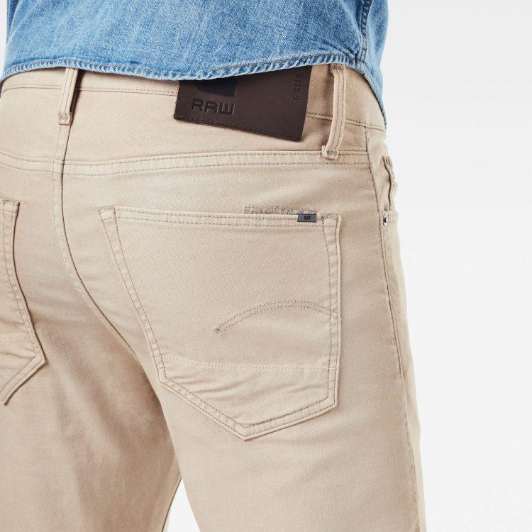 Ανδρικό παντελόνι G-Star 3301 Slim Colored Jeans | Αυθεντικό 2
