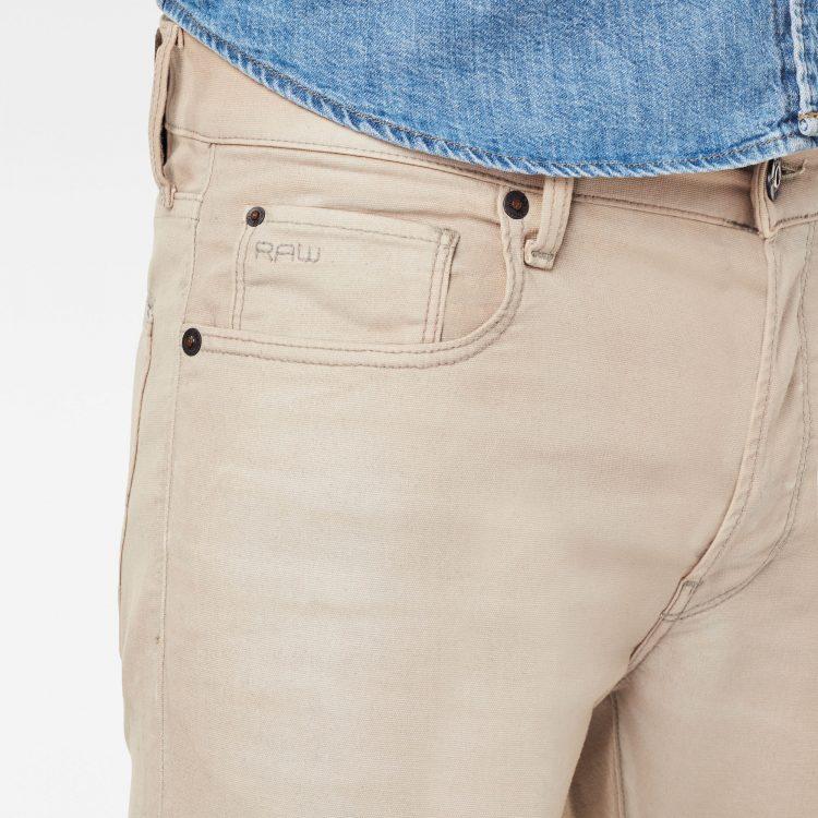 Ανδρικό παντελόνι G-Star 3301 Slim Colored Jeans | Αυθεντικό 4