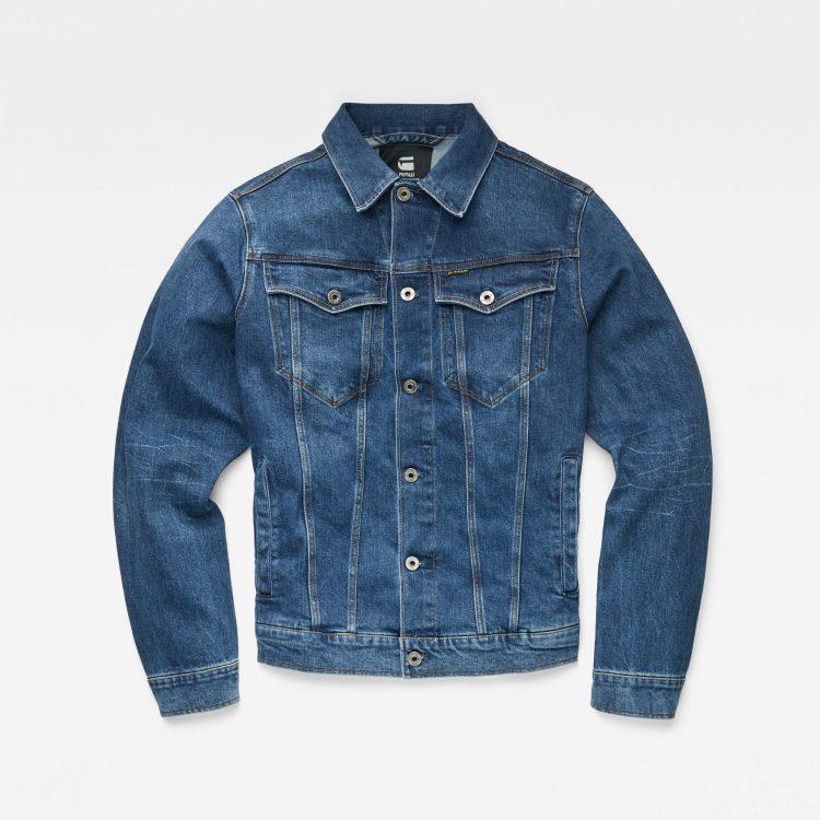 Ανδρικό G-Star 3301 Slim Jacket | Αυθεντικό 3