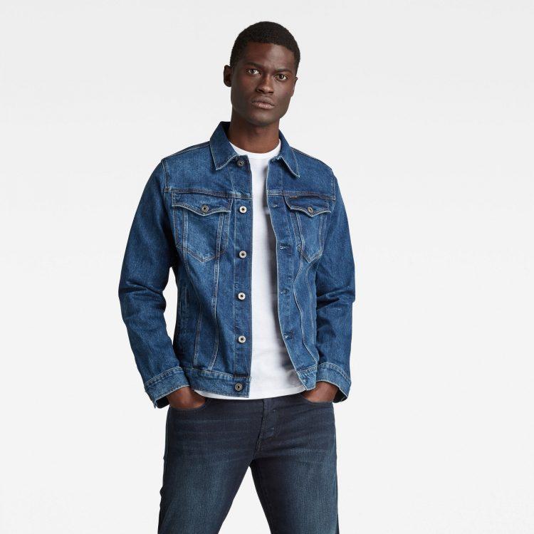Ανδρικό παντελόνι G-Star 3301 Slim Jacket Αυθεντικό