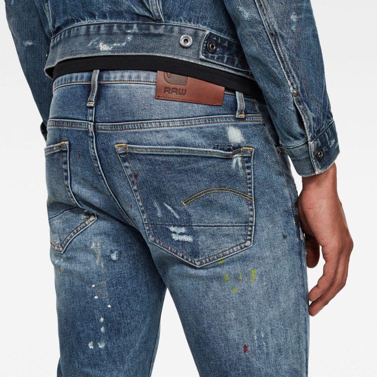 Ανδρικό παντελόνι G-Star 3301 Slim Jeans | Αυθεντικό 2