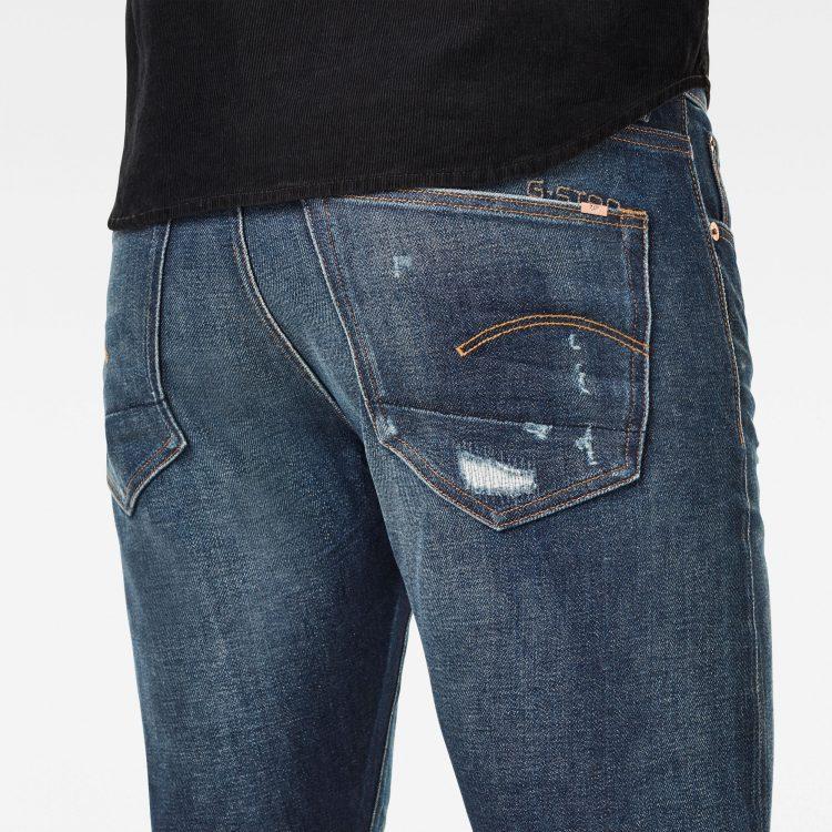 Ανδρικό παντελόνι G-Star 3301 Slim RL Jeans | Αυθεντικό 2
