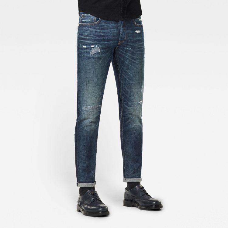 Ανδρικό παντελόνι G-Star 3301 Slim RL Jeans Αυθεντικό