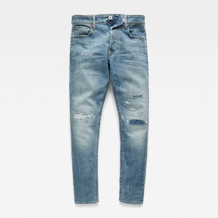 Ανδρικό παντελόνι G-Star 3301 Slim RL Jeans | Αυθεντικό 3