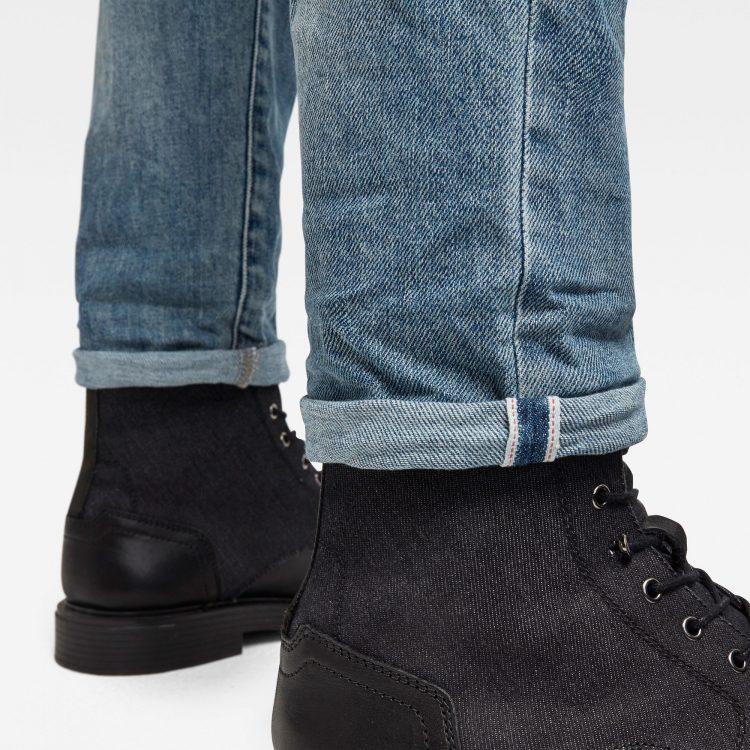 Ανδρικό παντελόνι G-Star 3301 Slim RL Jeans | Αυθεντικό 4
