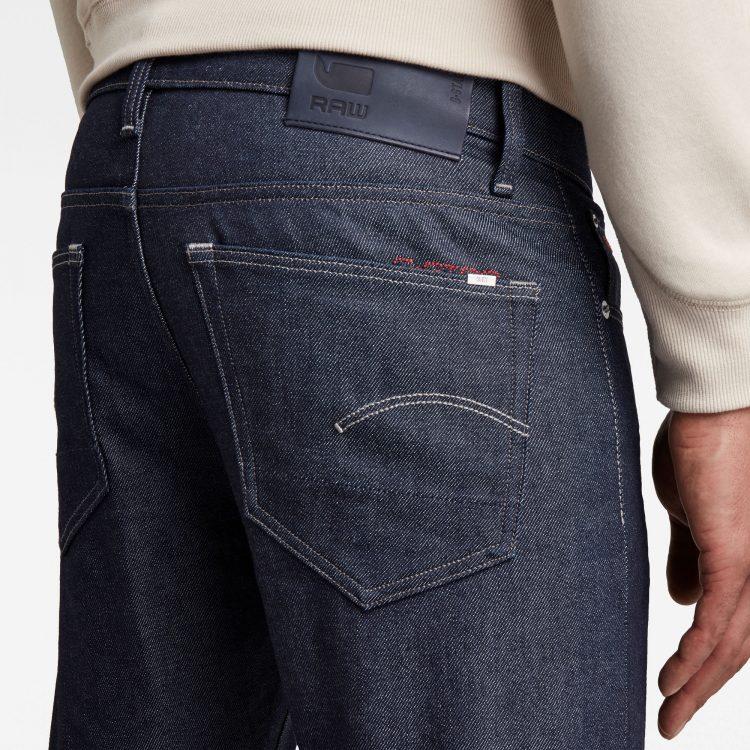 Ανδρικό παντελόνι G-Star 3301 Slim Selvedge Jeans | Αυθεντικό 2