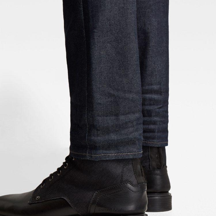 Ανδρικό παντελόνι G-Star 3301 Slim Selvedge Jeans | Αυθεντικό 4