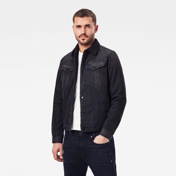 Ανδρικό παντελόνι G-Star 3301 Slim Sherpa Jacket Αυθεντικό