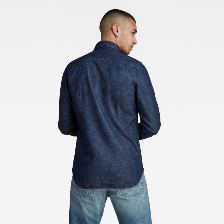 Ανδρικό Πουκάμισο G-Star 3301 Slim Shirt   Αυθεντικό 2