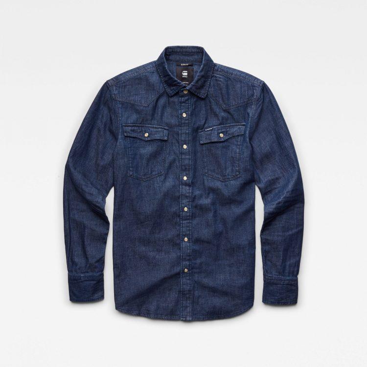 Ανδρικό Πουκάμισο G-Star 3301 Slim Shirt   Αυθεντικό 3