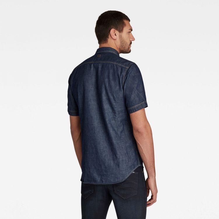 Ανδρικό Πουκάμισο G-Star 3301 Slim Shirt | Αυθεντικό 2