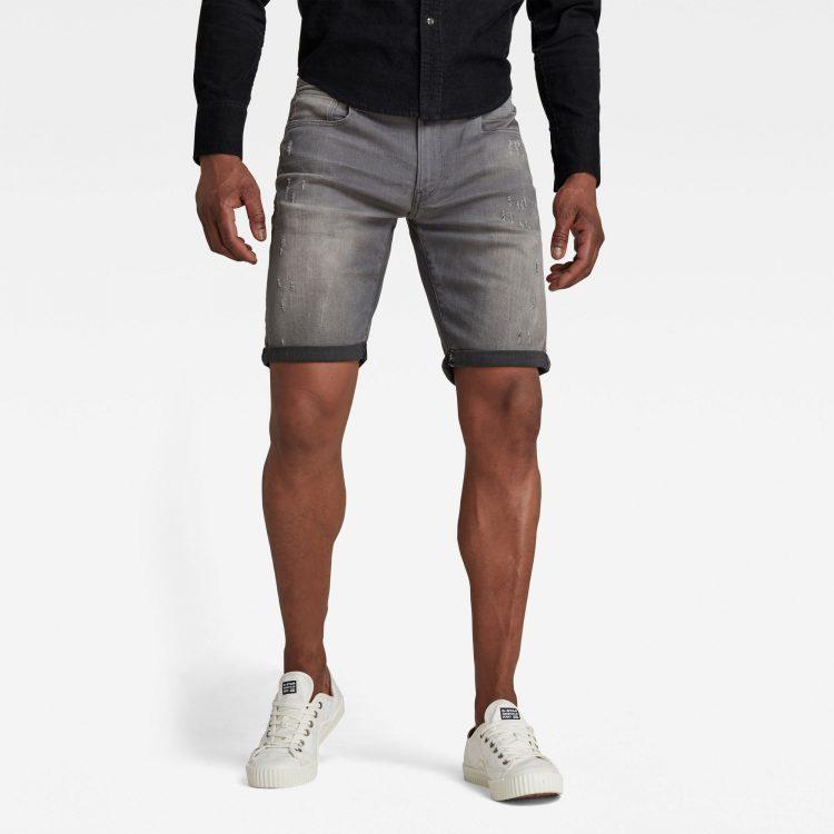 Ανδρικό παντελόνι G-Star 3301 Slim Short Αυθεντικό