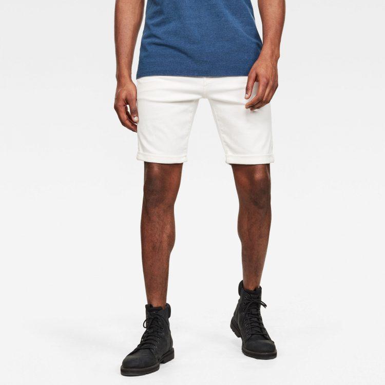 Ανδρικό παντελόνι G-Star 3301 Slim Shorts Αυθεντικό