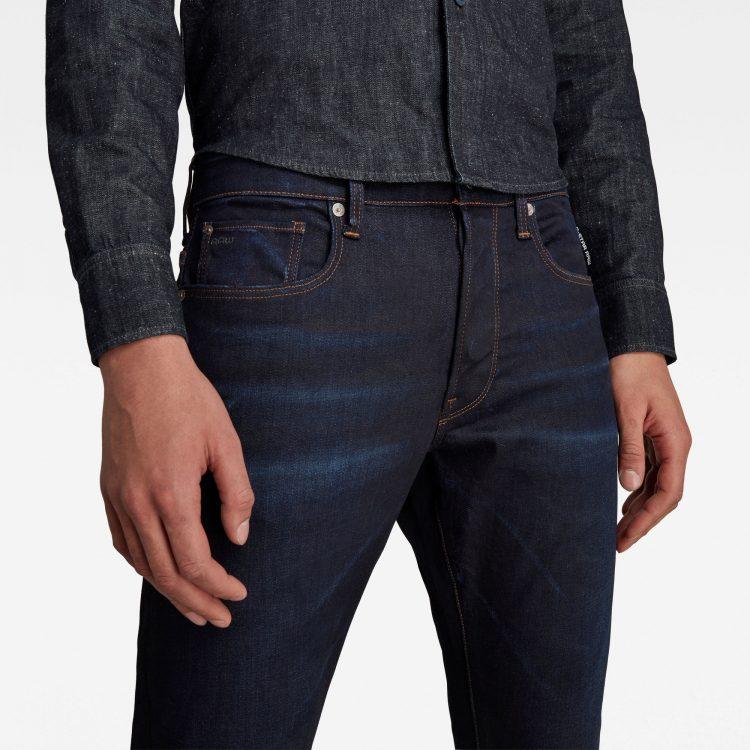 Ανδρικό παντελόνι G-Star 3301 Straight Tapered Jeans   Αυθεντικό 5