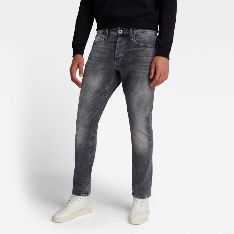 Ανδρικό παντελόνι G-Star 3301 Straight Tapered Jeans Αυθεντικό