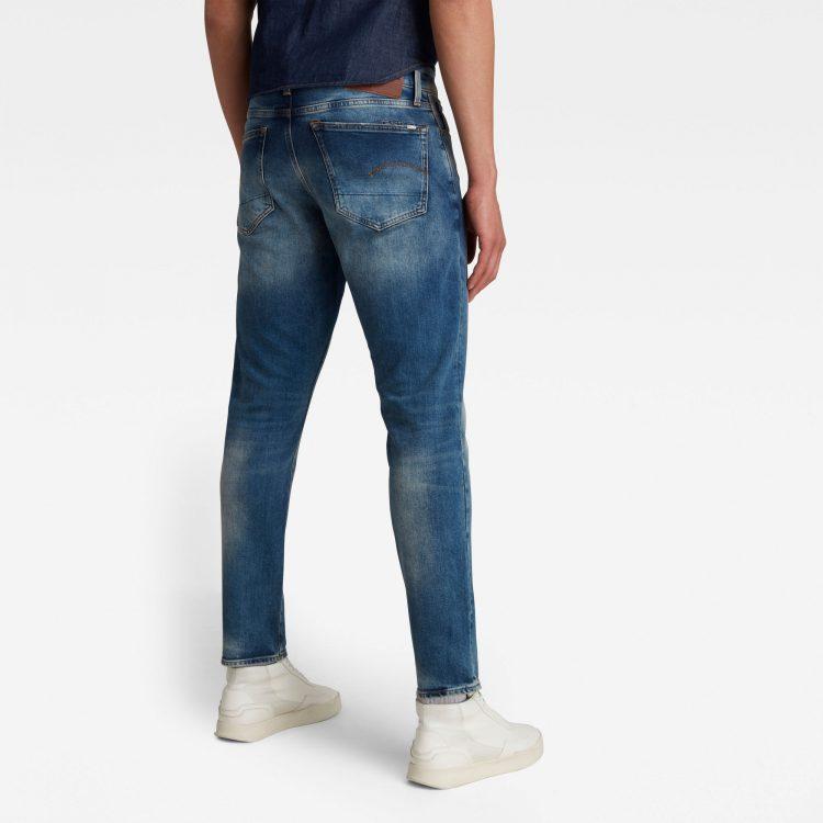 Ανδρικό παντελόνι G-Star 3301 Straight Tapered Jeans | Αυθεντικό 1
