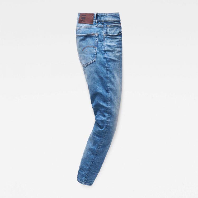 Ανδρικό παντελόνι G-Star 3301 Straight Tapered Jeans | Αυθεντικό 4
