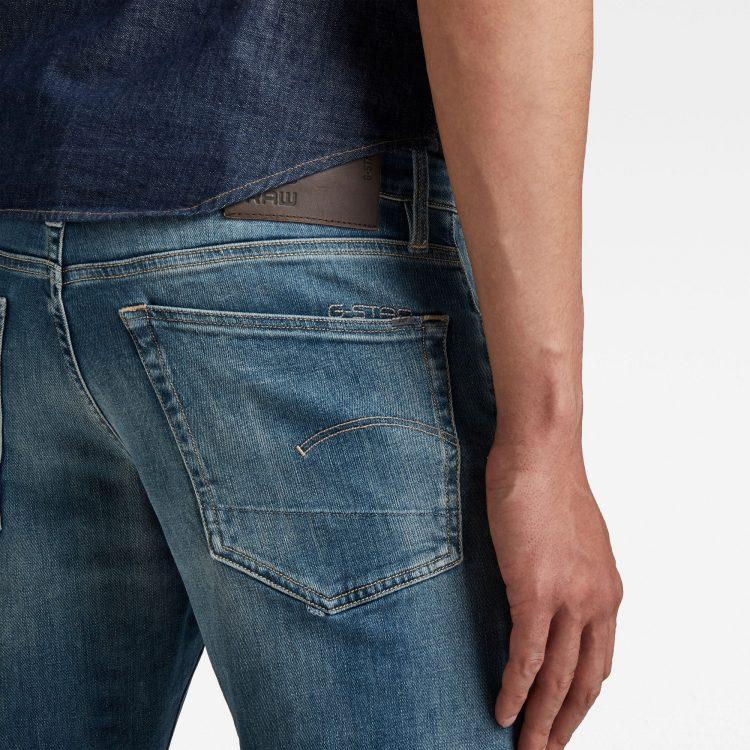 Ανδρικό παντελόνι G-Star 3301 Straight Tapered Jeans   Αυθεντικό 2