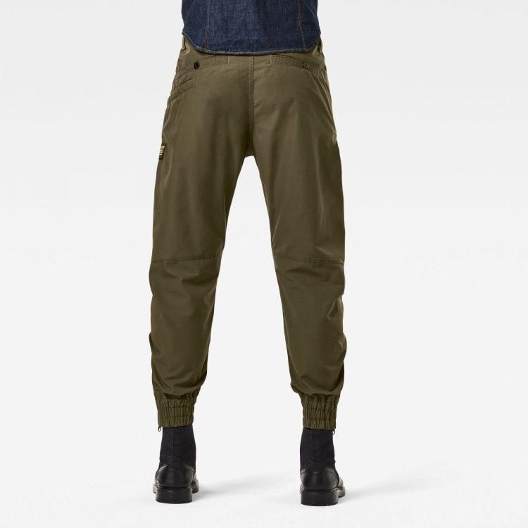 Ανδρικό παντελόνι G-Star 3D Relaxed Cuffed Trainer | Αυθεντικό 1