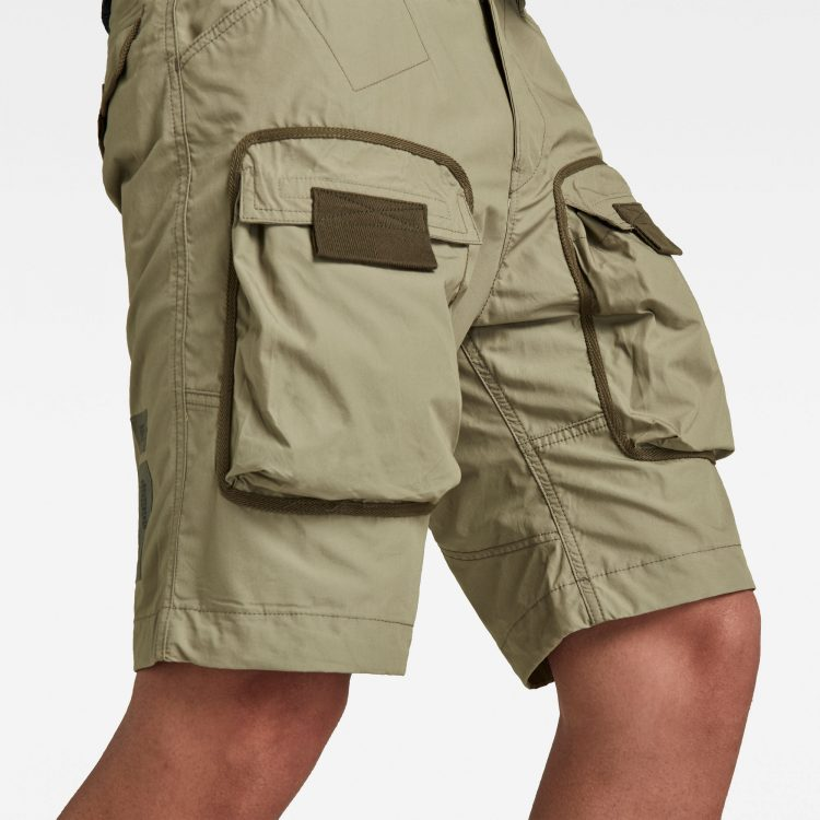 Ανδρική βερμούδα G-Star 3D Straight Poplin Shorts | Αυθεντικό 4