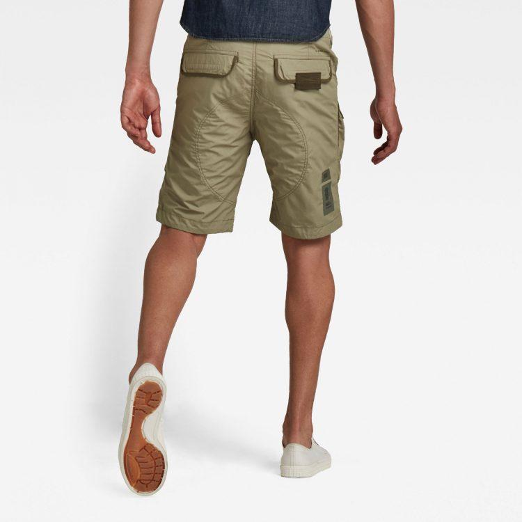 Ανδρική βερμούδα G-Star 3D Straight Poplin Shorts | Αυθεντικό 1