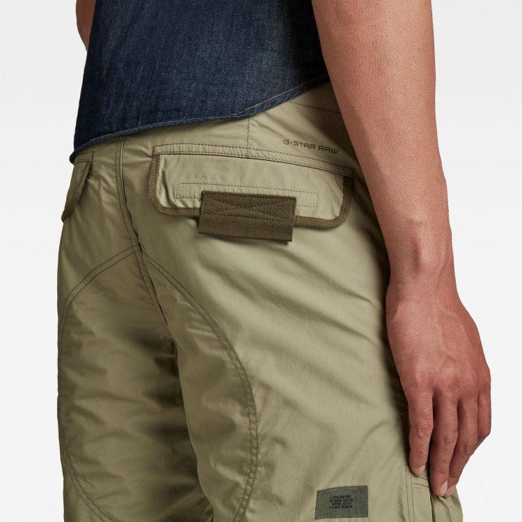 Ανδρική βερμούδα G-Star 3D Straight Poplin Shorts | Αυθεντικό 2