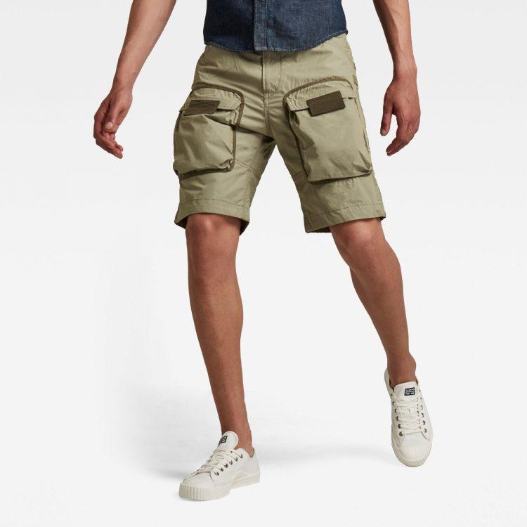 Ανδρικό παντελόνι G-Star 3D Straight Poplin Shorts Αυθεντικό