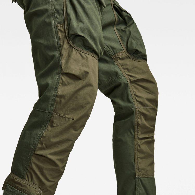 Ανδρικό παντελόνι G-Star 3D Straight Tapered Cargo Pants | Αυθεντικό 4
