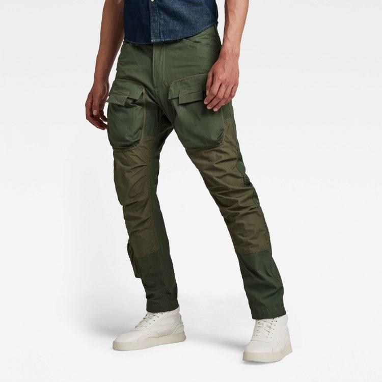 Ανδρικό παντελόνι G-Star 3D Straight Tapered Cargo Pants Αυθεντικό