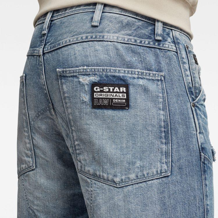 Ανδρικό παντελόνι G-Star 5620 3D Original Relaxed Tapered Jeans | Αυθεντικό 2