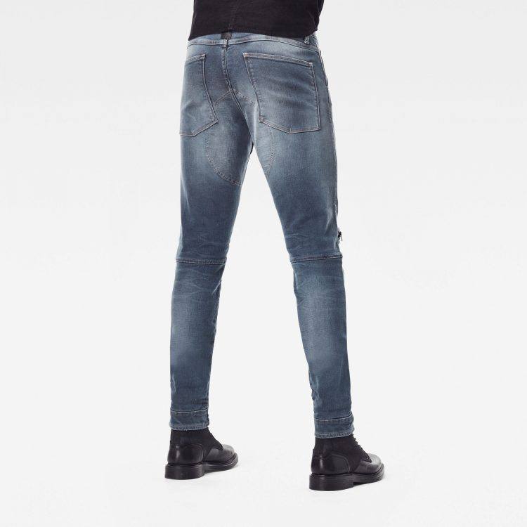 Ανδρικό παντελόνι G-Star 5620 3D Zip Knee Skinny Jeans   Αυθεντικό 1
