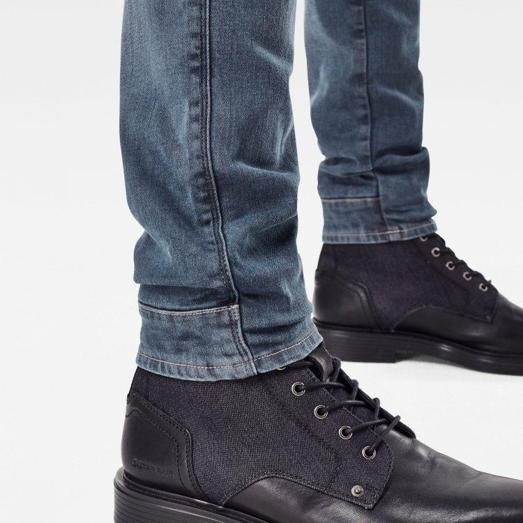 Ανδρικό παντελόνι G-Star 5620 3D Zip Knee Skinny Jeans   Αυθεντικό 3