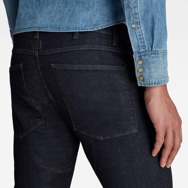 Ανδρικό παντελόνι G-Star 5620 3D Zip Knee Skinny Jeans | Αυθεντικό 2