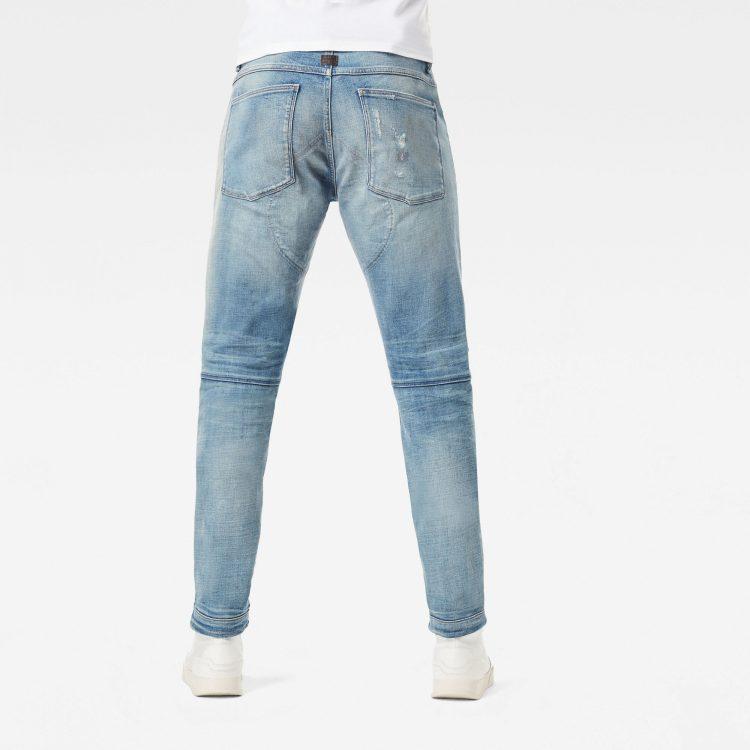 Ανδρικό παντελόνι G-Star 5620 3D Zip Knee Skinny Jeans | Αυθεντικό 1